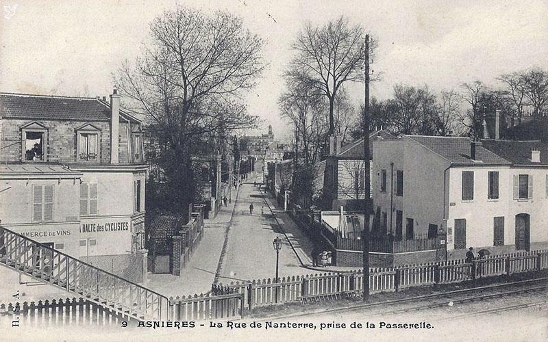 Rue de Nanterre
