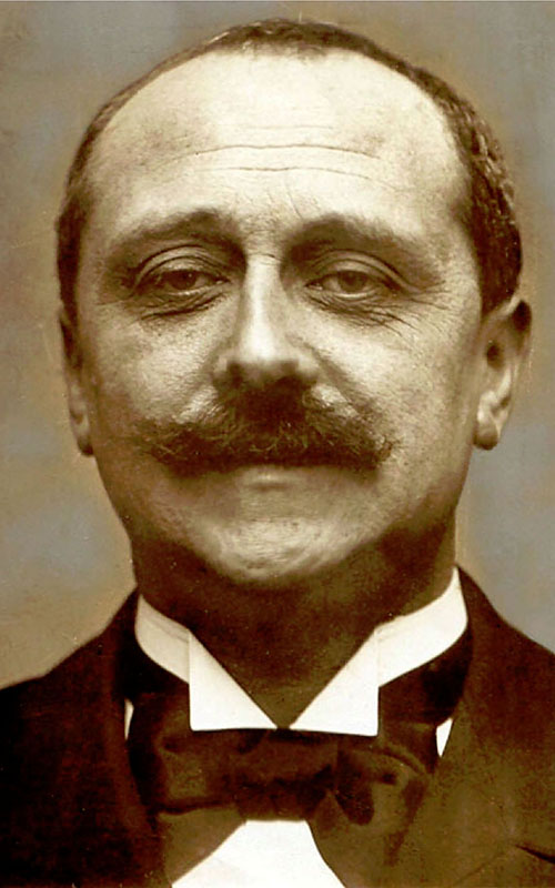 M. Gustave Baguer